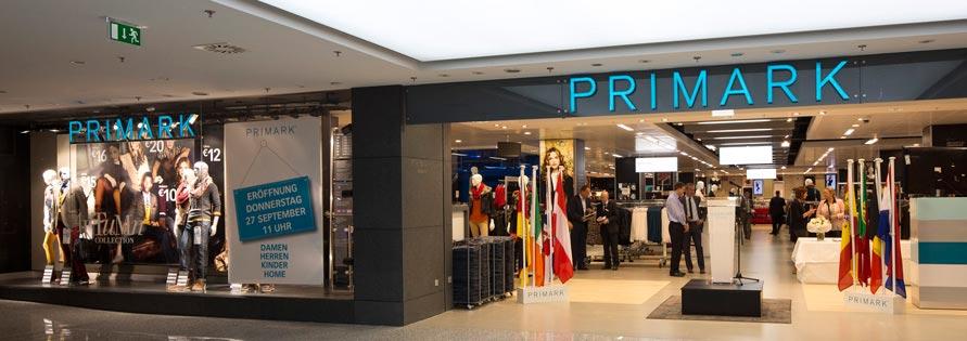 Obchod Primark v Innsbrucku (Rakousko)