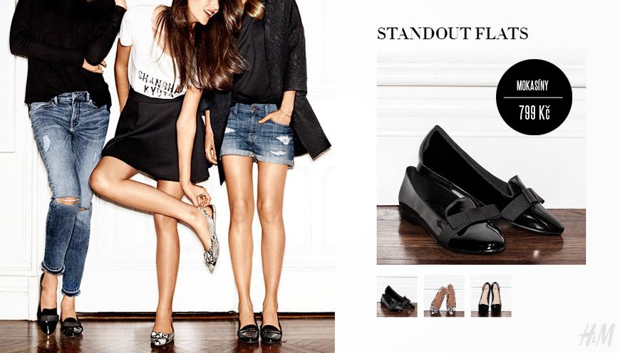 H&M boty nás nechtějí týrat příliš vysokými podpatky.