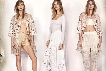 To nejlepší oblečení H&M letos v létě obléká ženy do nádherných poloprůhledných krajek a muže do vzorovaných letních bundiček či košil.