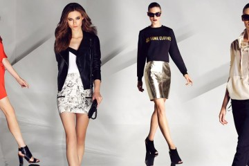 Podívejte se na lookbook MOHITO pro podzim 2014. Dámské oblečení MOHITO vás překvapí svojí trendovostí – nic z toho, co se nosí, značce neujde!