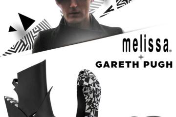 Gumová obuv Melissa a Gareth Pugh nespolupracují poprvé. Výsledek je vždy fascinující.