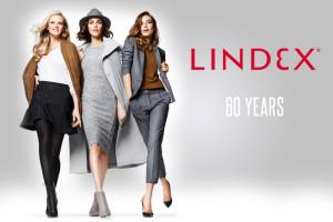 Tvářemi výroční kolekce Lindex jsou modelky Hilary Rhoda, Andreea Diaconu a Anne Vyalitsyna.