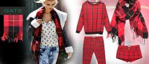 Značka GATE objevila v této sezóně tartan jako staronový módní vzor, kterému jen stěží kdokoliv z nás odolá. Víme, jak jej kombinovat do dokonalých outfitů!