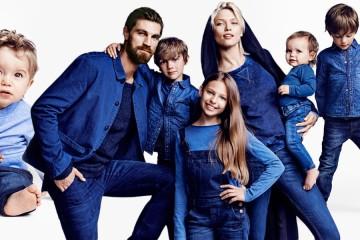 """Modré a přitom """"zelené"""" – to je filosofie nové džínové kolekce Concious Denim H&M. Má nás vymódit a přitom chránit přírodu."""