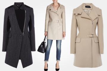 Sezóna kabátů přichází! Kabáty Karen Millen, anglické značky etablované i u nás, nabízí první podzimní kabáty i hřejivé zimníky.