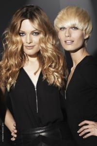 Blond barva a blond účesy mohou mít mnoho podob.