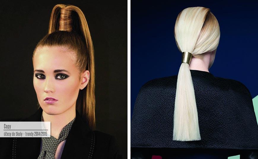 Copy, copy a samé copy – kdo má dlouhé vlasy, nosí letos copy!