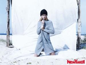 Svetry New Yorker a pletená móda – módní kolekce podzim/zima 2014/2015.