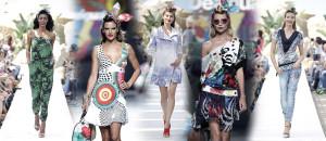 Oblíbená značka Desigual představuje svůj lookbook pro jaro a léto 2014/2015. Barvy, vzory, ale také oblíbené pruhy – buďte první, kdo kolekci uvidí!