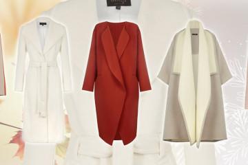 Dámské kabáty Marks&Spencer nabídnou našemu dámskému podzimnímu a zimnímu šatníku nejoblíbenější střihy, nové módní trendy i úžasné barvy!