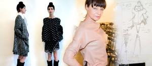 Prestižní česká módní návrhářka, pedagožka a první dáma české módy, Liběna Rochová, představuje svoji limitovanou kolekci pro sezónu podzim/zima 2014.