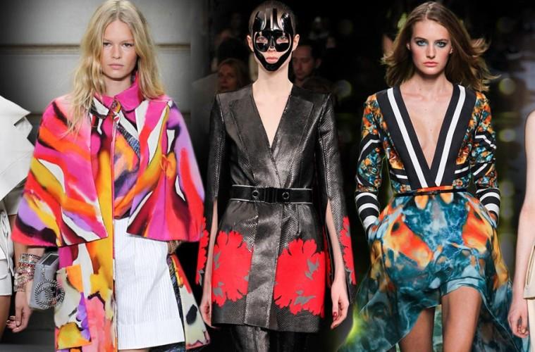 To nejlepší z Paris Fashion Week pro jaro a léto 2015 – inspirujte se pařížskou a francouzskou módou.