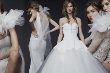 Hvězdná návrhářka svatebních šatů, Vera Wang, představila svatební šaty pro sezónu podzim a zima 2015/2016. Začněte na ně šetřit!