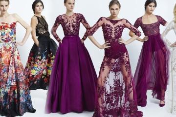 Zuhair Murad nás okouzluje především na Haute Couture přehlídkách. Jak to vypadá, když se tato móda oprostí od luxusu? Překvapivě – opět luxusně!