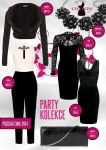 Orsay šaty nakombinujete do perfektních outfitů – na party i jako elegantní oblečení do práce.