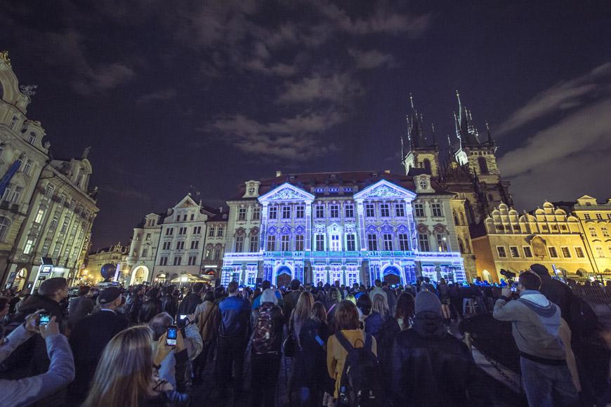 Festival světla SIGNAL 2014 nabídne unikátní vizuální zážitky.