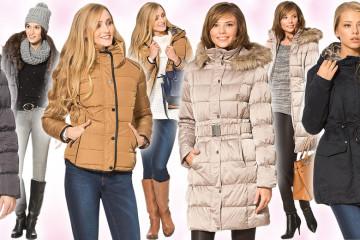 Zimní bundy a kabáty z Orsay nabízí pro šatník módní tříčvrťové kabáty v pánském stylu, ale také oblíbené prošívané bundy a parky.