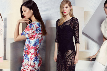 Marks&Spencer představuje svoji kolekci pro jaro a léto 2015. Je odvážnější než dříve a vkusně se inspiruje módními 70. léty.