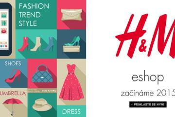 H&M eshop – nově více než jen H&M katalog!