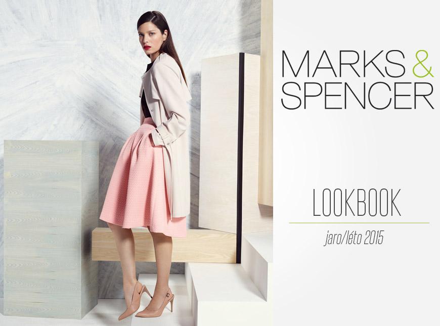 Marks Spencer představuje módu a lookbook pro jaro a léto 2015 ... 52cbdb7199