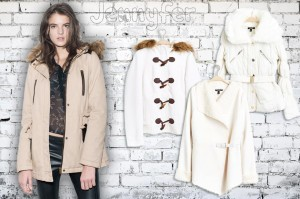 Kolekce značky Jennyfer pro podzim/zima 2014/2015