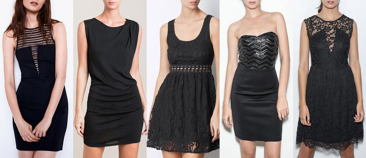 Oblíbené černé koktejlky nechybí ani v kolekci Jennyfer. Černé šaty nezklamou na party, na firemním či školním večírku ani jinde ve společnosti.