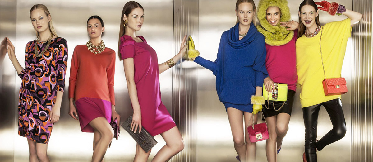 Luxusní těhotenská móda Pietro Brunelli ve své kolekci podzim/zima 2014/2015 dokazuje, že těhotenské oblečení není jen kompromis pro 9 měsíců.