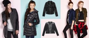 Sinsay bundy a kabáty napodobují kůži, inspirují se punkem a nepohrdnou ani módními vzory. Tato móda pro dívky a mladé ženy si vás získá nejen svojí cenou.