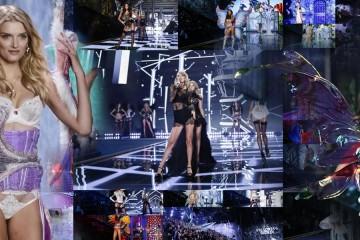 Módní přehlídka spodního prádla Victoria's Secret Fashion Show 2014 je nejslavnější módní show světa.