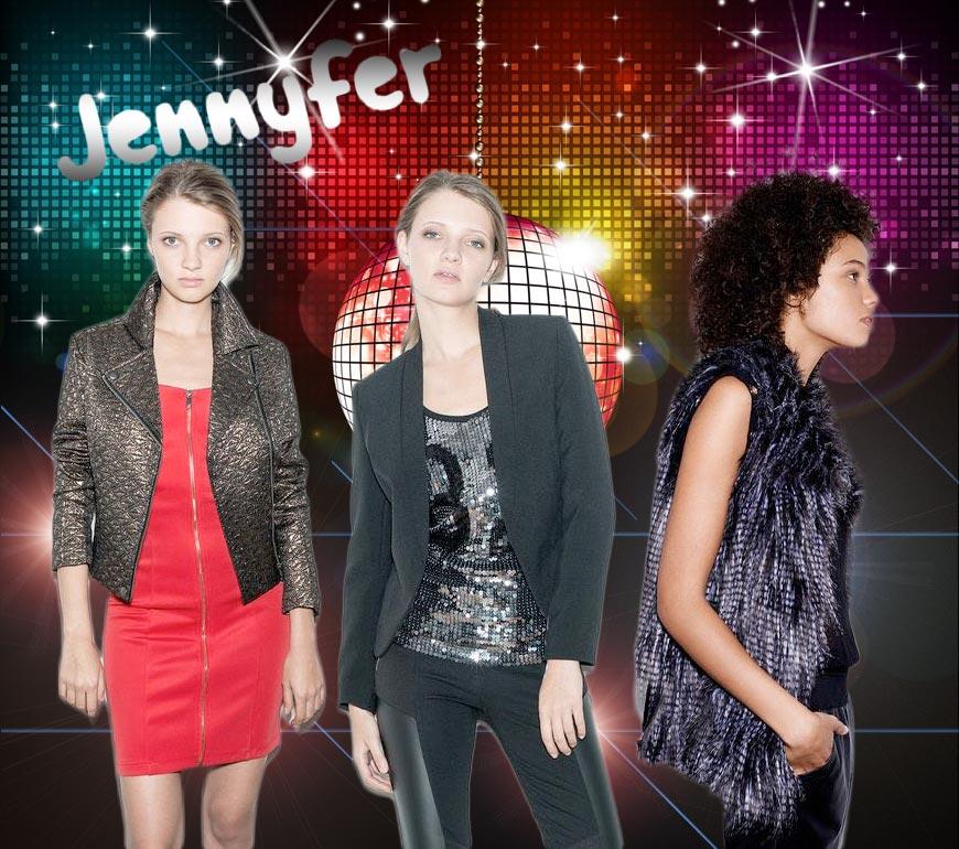 Oblečení na party z Jennyfer pro moderní holky