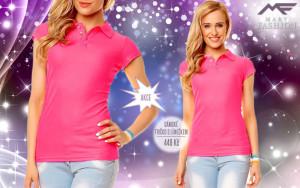Dámské košile a trička z Mary-fashion.cz budou slušet každé ženě. Věnujte je jako vánoční dárek.