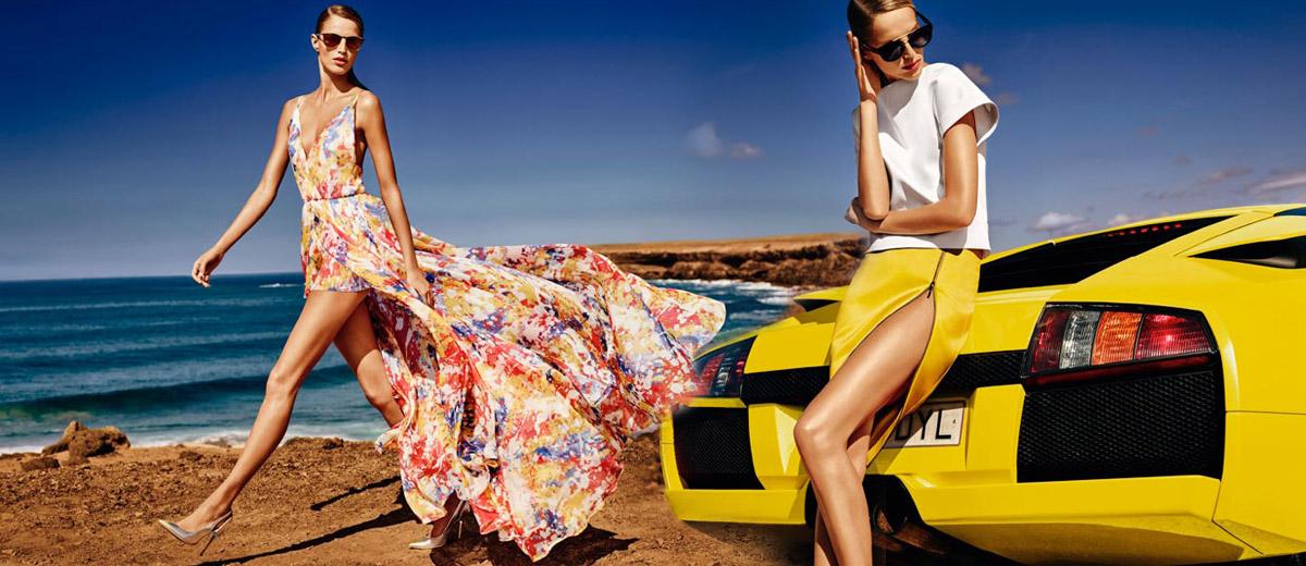 Čím dál tím více oblíbená značka představuje svoji novou kolekci pro jaro a léto – jsou tady první kampaňové fotky s kolekcí MOHITO 2015.