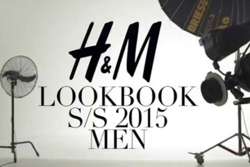 Nová pánská móda H&M jaro/léto 2015 se představuje jako kolekce se smyslem pro městskou maskulinitu. Podívejte se na video!