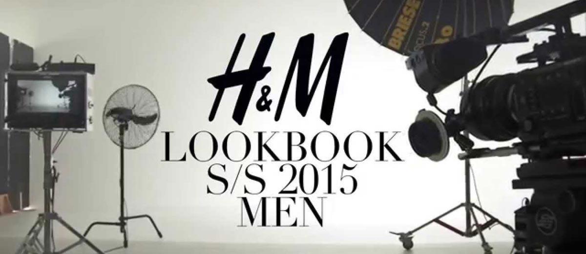 Nová pánská móda H&M jaro/léto 2015 se představuje jako kolekce se smyslem pro městskou maskulinitu. Podívejte se na video!