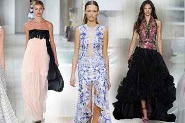 Pořád hledáte inspiraci, jaké společenské šaty si obléct na ples? Inspirujte se posledním dílem seriálu Plesové šaty 2015 – tentokrát z Londýna!