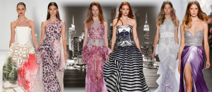 Už máte své plesové šaty 2015? Nebo pořád hledáte inspiraci? Plesová sezóna je za dveřmi a teď se můžete podívat na večerní šaty, jaké nosí módní New York!