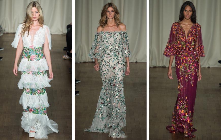 Plesové šaty 2015 z Londýna povýšily vintage styl na módní trend aktuální  společenské sezóny. 6d1ca0de3d