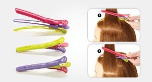 Double Clip může konečně znamenat konec nepohodlného barvení či nešikovného dělání účesů. Je to skvělá a odolná pomůcka, kterou si letos musíte pořídit.