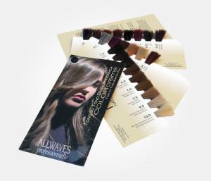 Profesionální bezamoniakové barvy Allwaves uspokojí každého kdo touží po profesionálních barvách v přírodních odstínech.