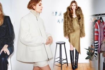 Kolekce oblíbeného HM-ka H&M Studio A/W 2014 dobývala Pařížský Fashion Week a teď bude dobývat naše dámské šatníky. Podívejte se na ni!