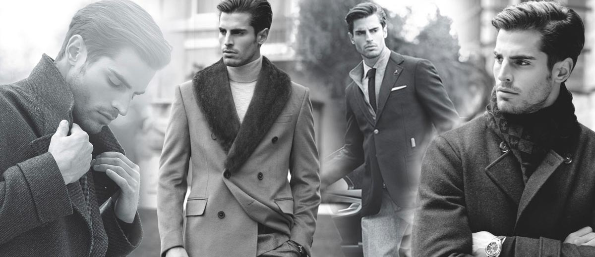 Italská značka Tombolini představuje pánskou kolekci pro podzim a zimu 2014/15. Obleky Tombolini i další neformální i formální módu značky koupíte i u nás.