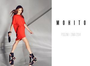 Oblečení MOHITO vás na podzim obleče do zaměstnání i do školy.