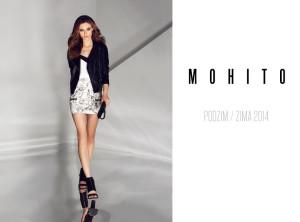Podzimní lookbook MOHITO vyniká především šaty – často mají luxusní oversize střihy.
