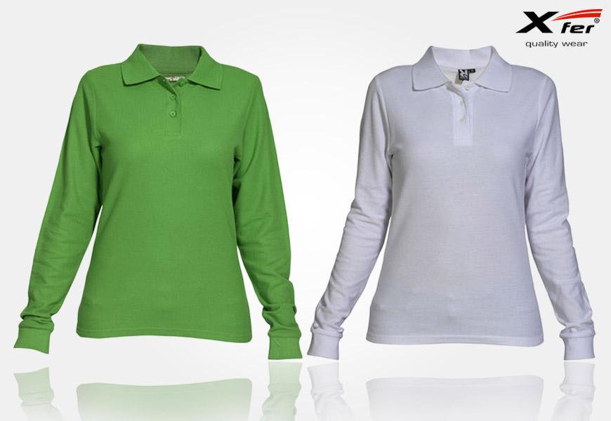 Oblíbené polokošile se dnes nenosí jenom s krátkým rukávem. Hitem jsou polokošile s dlouhým rukávem. Ukázky jsou ze sortimentu Xfer.cz.