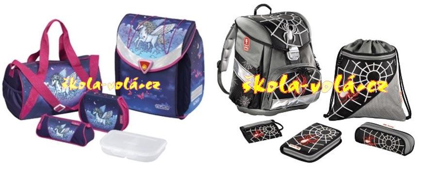 Na prvním stupni rozhodně školní tašku na záda, ale tuto možnost mají jak školní batohy , tak školní aktovky