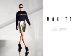 Druhý podzimní lookbook MOHITO přichází s oblečením se sportovními prvky.