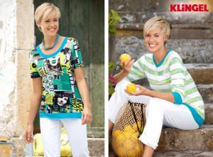Restartujte se pomocí barev v outfitech KLiNGEL!