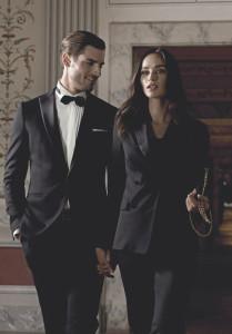 Formální kolekce Tombolini přináší italské elegantní pánské obleky.