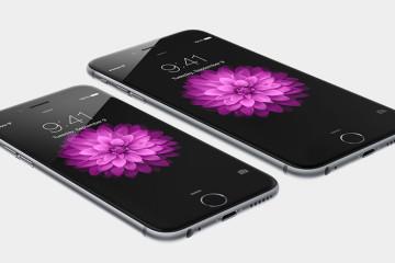 iPhone 6 můžete mít ve 2 variantách – 4,7 palcový Apple iPhone 6 nebo 5,5 palcový obr Apple iPhone 6 Plus
