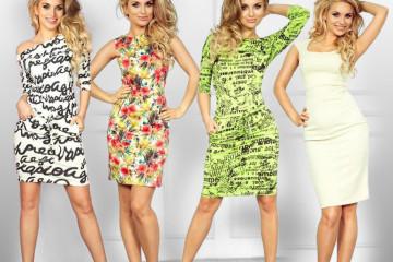 Dámské šaty by měly být páteří dámského šatníku. Vypadají žensky, jsou pohodlné, snadné na údržbu a každý den můžete být úplně jiná. Sledujte kolekce s letními šaty v e-shopu Veraal-shop.cz